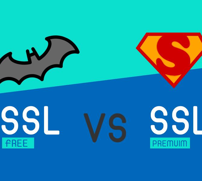 Free SSL VS Premium SSL