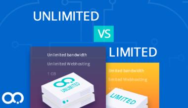 Limited VS unlimited Web hosting